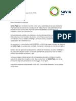 Empresa Savia Peru RESPONSABILIDAD SOCIAL