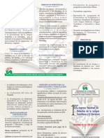 Plegable Congresocongreso plegable (1)