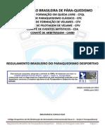 regulamento bras pqdt desportivo - atualizado