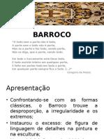 Aula VI - Literatura - Barroco