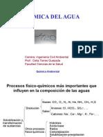 Procesos Fisicos Qcos y Composicion Agua