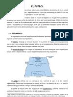Apuntes fútbol 1º ESO