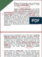 Aula 34 - Lingua Portuguesa - Prof Pamela Brandão