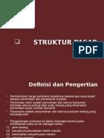 5 Struktur Pasar