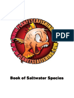 Book of Saltwater  Species