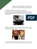 Historia de Materiales y Procesos de Manufactura