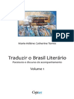 Marie-Helene Catherine Torres - Traduzir o Brasil Literario