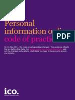 Personal Information Online Cop