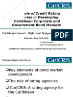 Credit Rating Agencies Raman
