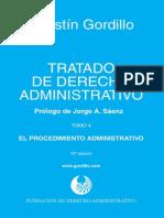 Tratado de Derecho Administrativo - Agustín Gordillo - Tomo IV