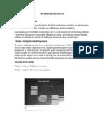 Pruebas Bioquímicas y Medios de Cultivo Bacteriología