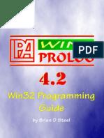 Manual Prolog WIN W32