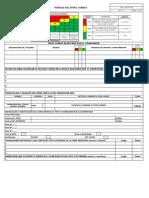 Modelo IPERC Diario