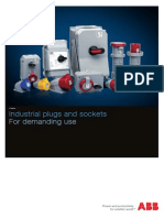 Industrial Plugs and Sockets2