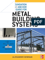 Metal Building Systems Foundation and Anchor Design Guide