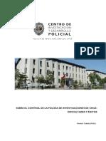 Sobre El Control de La PolicÍa De
