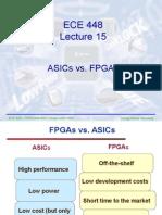 ECE448 Lecture15 ASIC Design