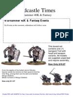 Warhammer October