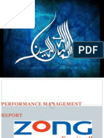 Process of Performance Management Ppt