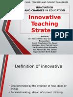 Topic 5 Innovative