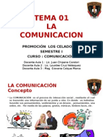Comunicacion Interpersonal y Lenguaje