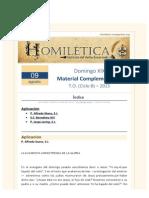 Dom. XIX Tiempo Ord. Material Complementario