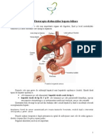 Fitoterapia Disfunctiilor Hepato-biliare