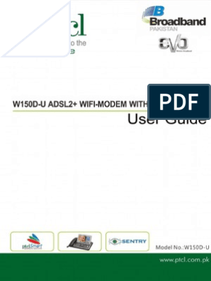PTCL English Manual | Ip Address | Port (Computer Networking)