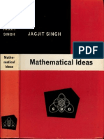 Mathematical Ideas - Singh