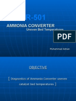 R-501 Uneven Bed Temperatures