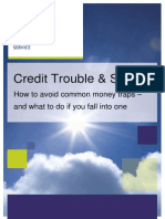 Publication Credit Trouble and Scams