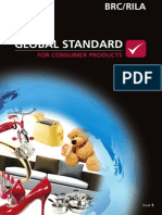 BRC Global Standard for Consumer Products Issue 3 UK Free PDF