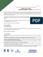 Manual H12LBV Esp 10-2012