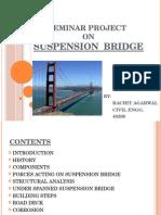 ppt on suspension bridges