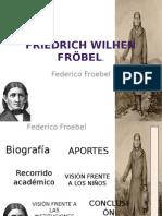Friedrich Wilhen Fröbel new