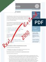 IASB Update - February 2010