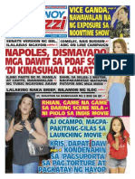 Pinoy Parazzi Vol 8 Issue 97  August 10 - 11, 2015