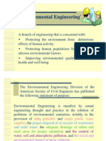 Environmental Engineering`