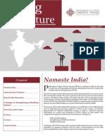 PFCD India Newsletter - August 2015