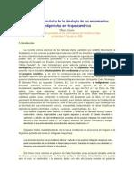 Análisis Materialista de La Ideología de Los Movimientos Indigenistas en Hispanoamérica