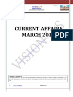 Vision IAS Current Affair Notes (January to June)