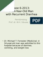 Recurrent Diarrhea