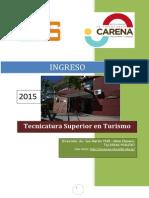 Cuadernillo Ingreso Turismo 15