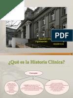 Clase Historia Clínica Junio 2015