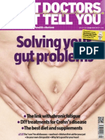 What Doctors Don't Tell You - August 2015 UK
