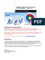 ITIL Foundation Resumo (1)