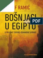 Bošnjaci u Egiptu u Vrijeme Tursko-osmanske Uprave - Jusuf Ramić