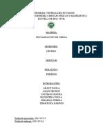 Cuestionario-Entrega y Recepcion de Obra