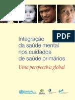 Integraçao Da Saude Mental Nos Cuidados de Saude Primarios