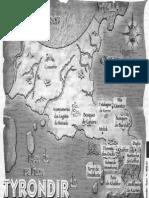Tormenta RPG Map - Tyrondir